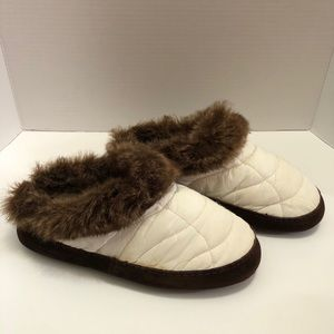 Lands' End Slippers